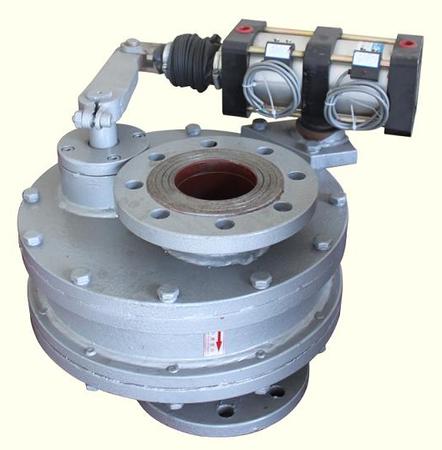BDF-10Q型气动耐磨摆动yabo217
